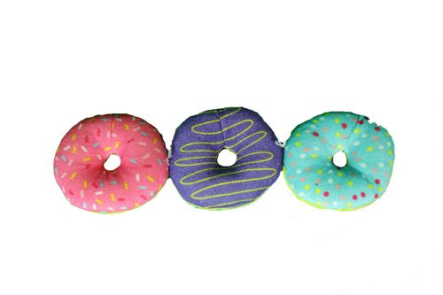 Donut, 11cm, assorted, VPE 780
